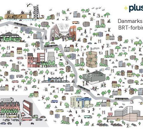 Ny film om Plusbus plakat