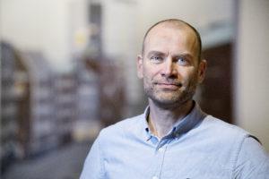 Projektleder Jesper Schultz